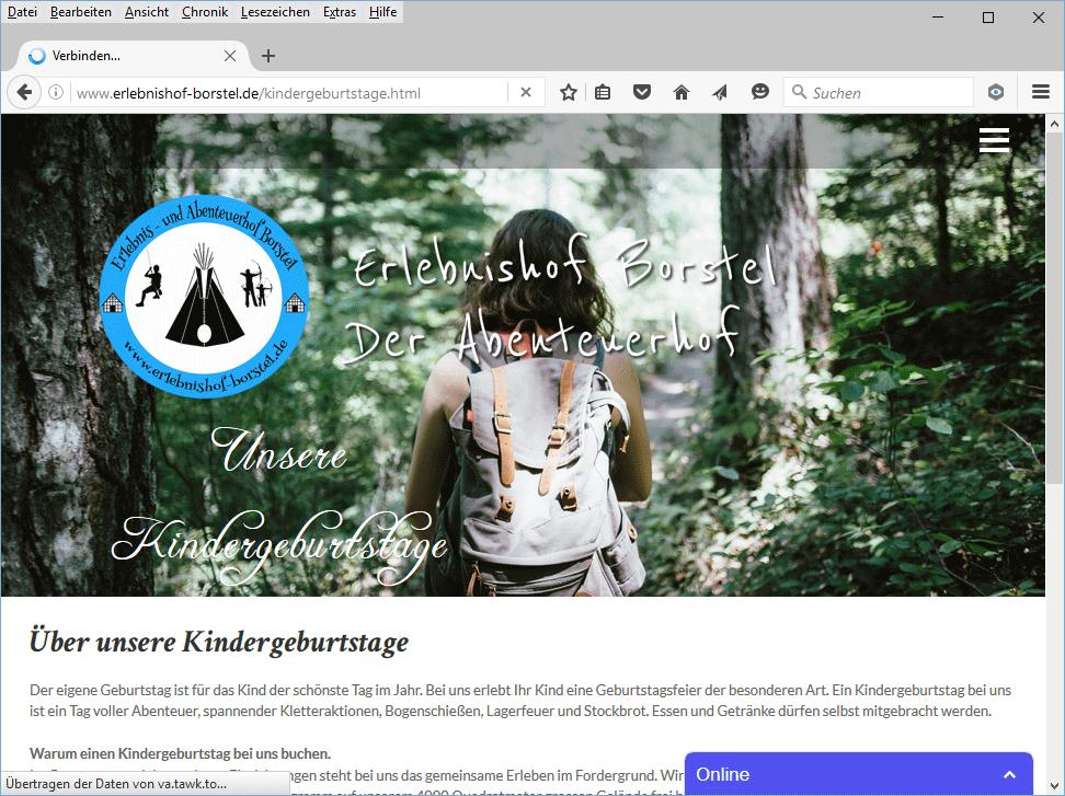 Der Erlebnishof Borstel Bietet Einzigartige Angebote Für Den  Kindergeburtstag ...